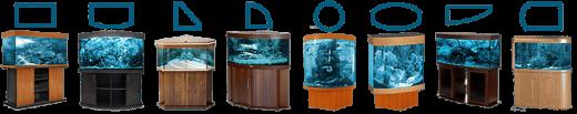 Тумбы для аквариумов