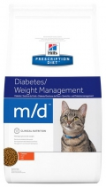 Hill's Prescription Diet m/d Diabetes/Weight Management Chicken