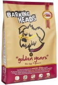 Barking Heads Golden Years - 2 kg