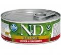 Farmina Cat N&D Prime  Chicken & Pomegranate - 80g*6tk