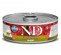 Farmina Cat N&D Quinoa Duck Urinary - 80g*6tk