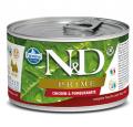 Farmina Mini Dog N&D Prime Chicken & Pomegranate - 140g
