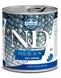 Farmina Dog N&D Ocean Godfish & Pumpkim - 285g