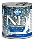 Farmina Dog N&D Ocean Trout & Salmon - 285g