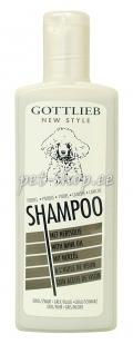 Gottlieb Poodle Grey - Black