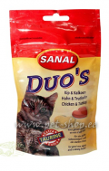 Sanal Duo Chicken & Turkey