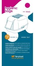 Ferplast Hygienic Bads Large (50x38.5 cm) - 12 tk