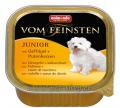 Animonda vom Feinsten Junior Geflügel + Putenherzen