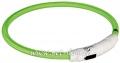 Trixie Flash light ring USB, M-L