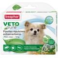 Beaphar Veto Pure Капли от блох для собак мелких пород (3 пипетки)