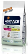 Advance Cat Sterilized +10 years Chicken & Barley
