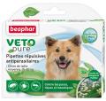 Beaphar Veto Pure Капли от блох для собак средних пород (3 пипетки по 2 мл)