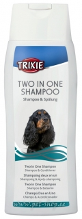Trixie Two in One Shampoo