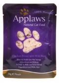 Applaws Cat Eine Chicken & Wild Rice - 70g