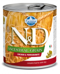 Farmina N&D Dog Adult Ancestral Chicken & Pomegranate - 285g