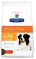 Hill's  Canine Prescription Diet c/d Multicare Urinary Care