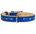 Collar Brilliance ошейник, 21-27 cm, синий