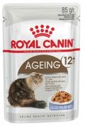 Royal Canin Feline Ageing 12+  Jelly (12*85 g)