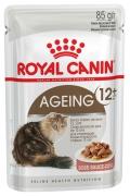 Royal Canin Feline Ageing 12+  in Gravy (12*85 g)