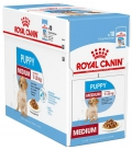 Royal Canin Medium Puppy 140g*10tk