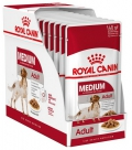 Royal Canin Medium Adult 140g*10tk