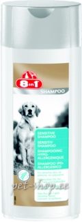 8 in1 Sensitiv Shampoo
