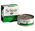 Schesir Nature for Dog Chicken Fillets in Jelly