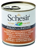 Schesir Nature for Dog Chicken & Potatoes