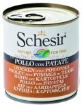 Schesir Nature for Dog Chicken & Potatoes