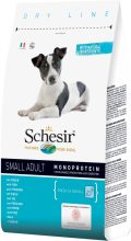 Schesir DRY LINE Small Adult Maintenance with FISH