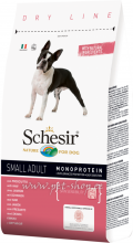 Schesir DRY LINE Small Adult Maintenance with HAM