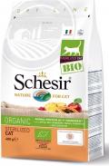 Schesir BIO Organic Sterilised Cat - 400g