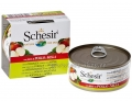 Schesir Nature for Dog Chicken Fillets & Apple