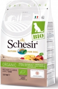 Schesir BIO Organic Medium & Large Adult Dod - 2,5kg