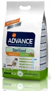 Advance Cat Sterilized Turkey & Barlev