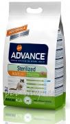 Advance Cat Sterilized Turkey & Barlev