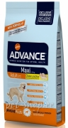 Advance Dog Maxi Adult Chicken & Rice - 14 kg