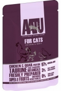 Aatu for Cats Chicken & Quail - 85g