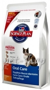 Hill`s Science Plan Feline Adult Oral Care Chicken