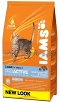 Iams ProActive Nutrition with Wild Ocean Fish & Chicken
