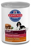 Hill`s Science Plan Canine Adult Turkey - 370g