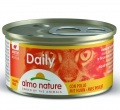 Almo Nature Cat Daily Menu Mousse  Chicken - 85g