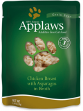 Applaws Cat Eine Chicken & Asparagus 12*70g