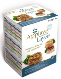 Applaws Cat Layers Multipack 6*70g