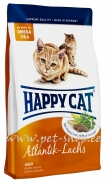 Happy Cat Adult Atlantik-Lachs - 4kg