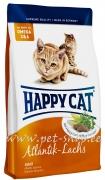 Happy Cat Adult Atlantik-Lachs - 4kg