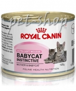Royal Canin Feline Health Nutrition Babycat Instinctive (195 g)
