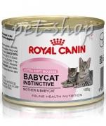 Royal  Canin  Feline   Health  Nutrition  Babycat  Instinctive  (195 g)