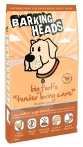 Barking Heads Big Foot Tender Loving Care Chicken - 12 kg