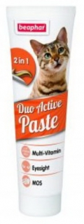 Beaphar Duo Active Paste Multivitamin for Cat